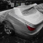 Ucrainenii isi taie masinile pe jumatate, pentru a nu plati taxe