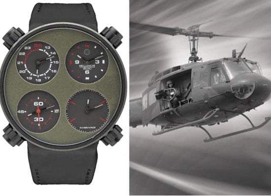 Only One meccaniche_veloci_starfighter_helicopter_watch_ggsqq