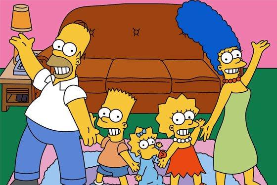 Familia Simpson SIMPSONS