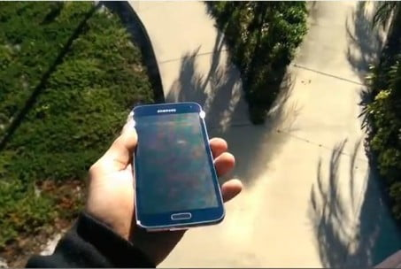 Galaxy-S5-drop-test-