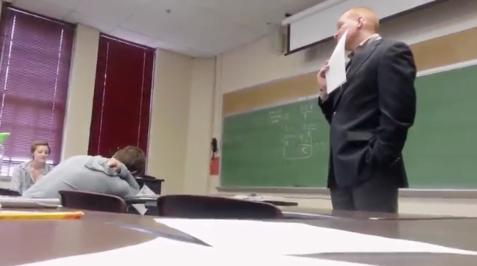 cea mai tare farsa facuta unui profesor