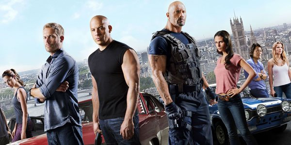 Fast & Furious 7, recorduri incredibile in cinematografe