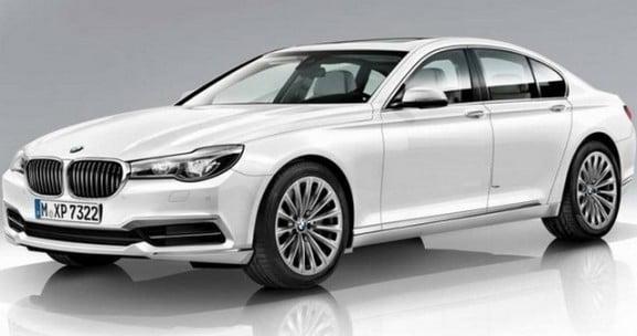 BMW Seria 7 2016