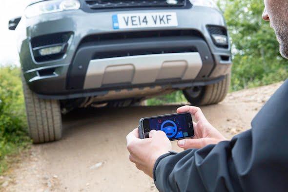 automobil condus prin smartphone Primul-automobil-condus-prin-smartphone