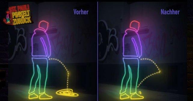 vopseaua anti-urinat urinat-in-public