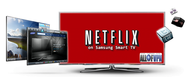 Netflix pe smart TV-urile Samsung
