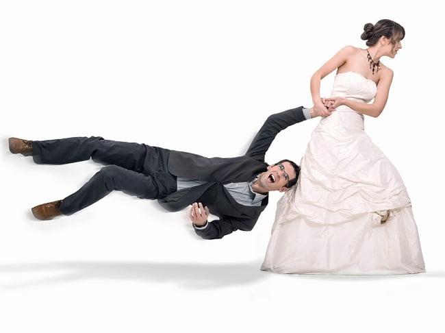 Top 10 – cele mai haioase clipuri de la nunţile din România