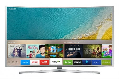 noua interfață Smart Hub pentru Samsung Smart TV