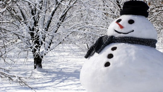 cum să construieşti un om de zăpadă omul-de-zăpadă-perfect-gadgetreport