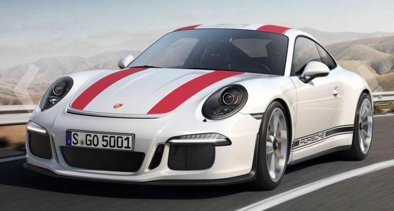 Porsche 911 R Porsche-911-R-gadgetreport