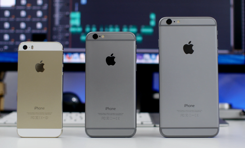 iphone-lineup-gadgetreport