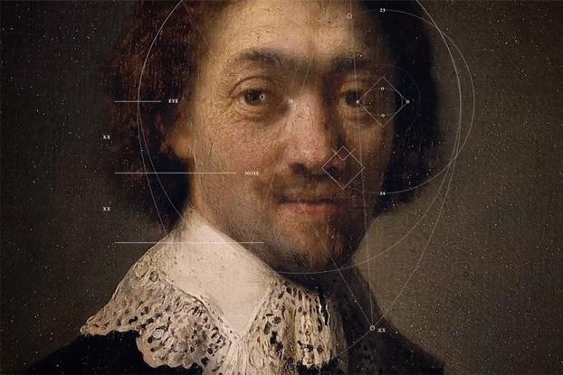 Pas uriaş în lumea artei! Experţii au creat un tablou Rembrandt la imprimantă 3D TheNextRembrandt-gadgetreport