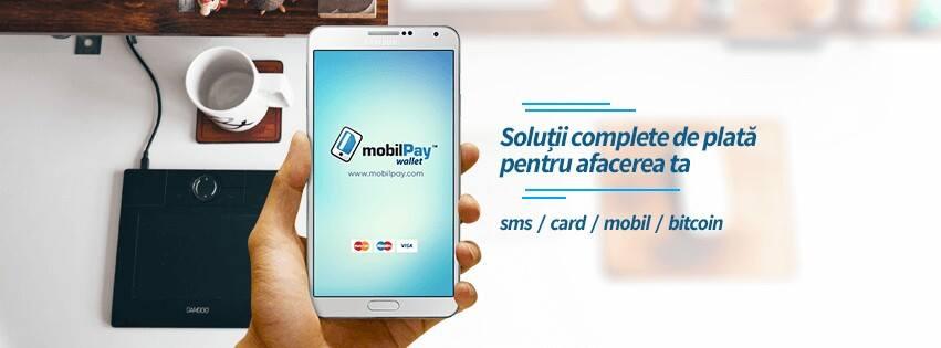 Plăţi cu telefonul mobil, la Carrefour mobilPay-Wallet