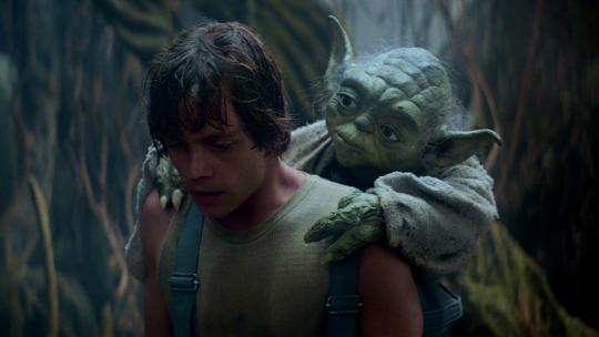 Luke Skywalker, în rol de Yoda pentru Rey! Noi amănunte despre Star Wars: Episode VIII star-wars-luke-540x304