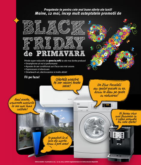 Black Friday de primavara ALTEX-lansează-Black-Friday-de-primăvară