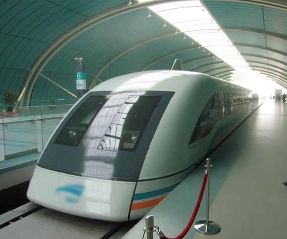 Hyperloop One a trecut testul