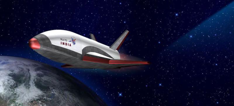 navă spaţială reutilizabilă Indienii-au-lansat-o-navă-spaţială-reutilizabilă