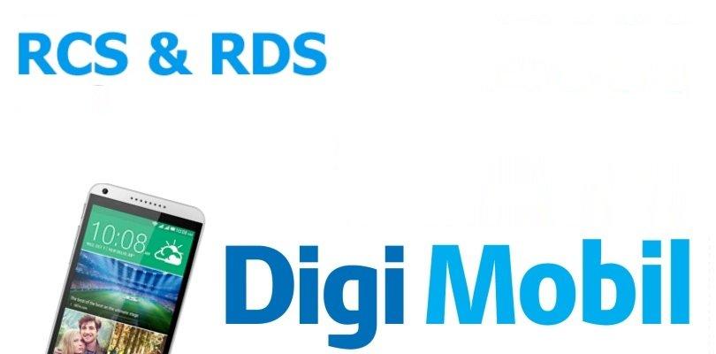 RCS&RDS oferă mai multe date mobile la abonamente