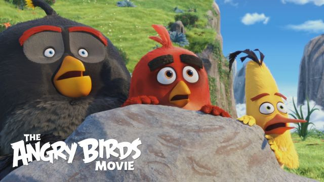 The Angry Birds Movie The-Angry-Birds-Movie