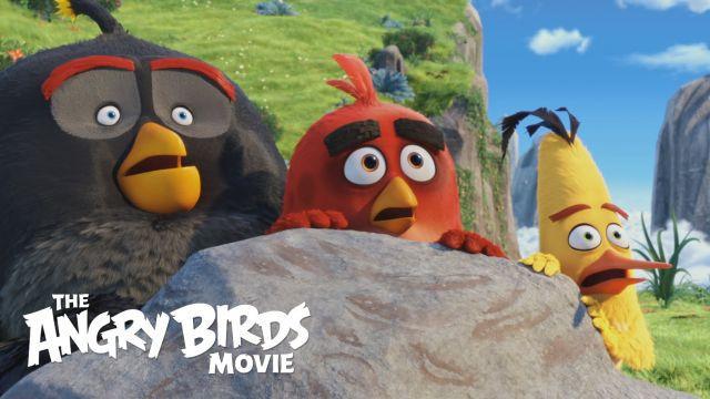 The Angry Birds Movie. Un film care merită văzut