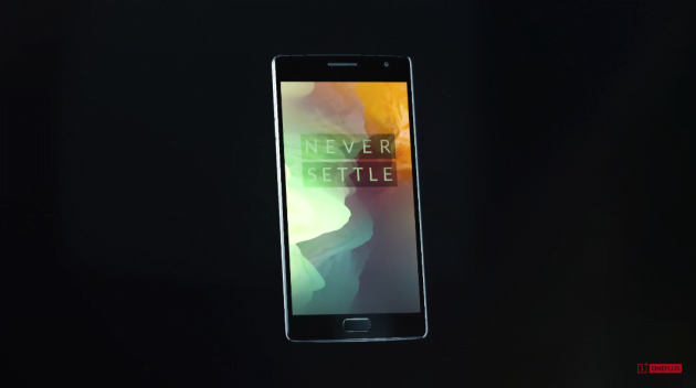 OnePlus 3 oneplus_2_launch_never_settle-630x352
