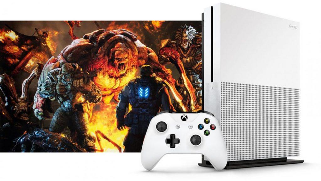 Xbox One S xbox-one-s-