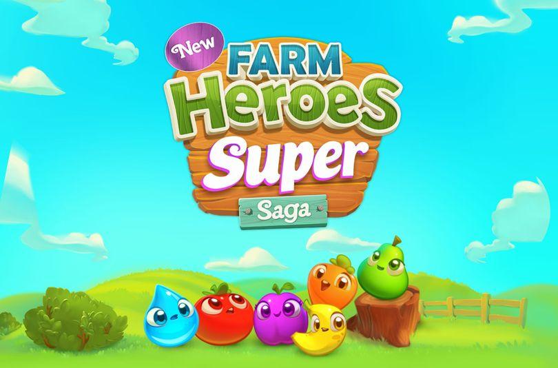 Farm Heroes Super Saga Farm-Heroes-Super-Saga-1