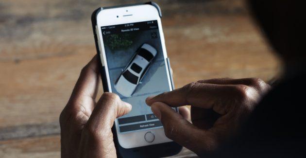 BMW Remote View 3D. O nouă opţiune pe viitoarea Serie 5