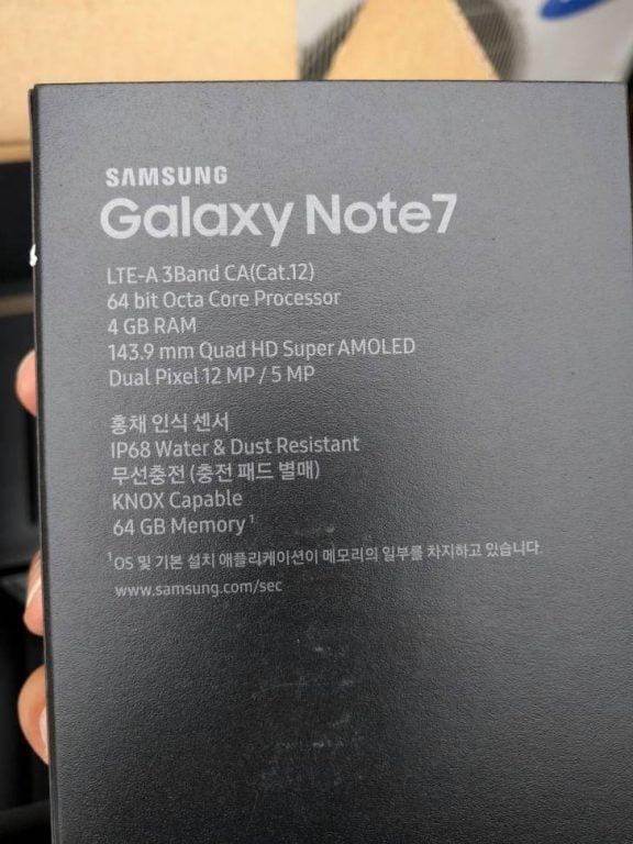 Galaxy Note 7 samsung-galaxy-note-7-specs