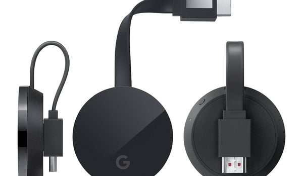 Chromecast Ultra Chromecast-Ultra