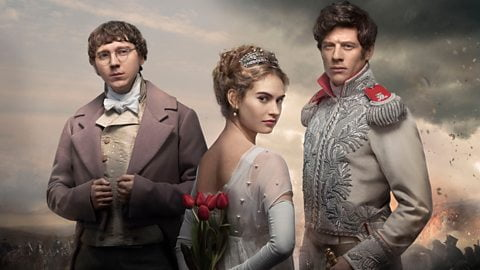 """Noul serial BBC """"Război și Pace"""" debutează la TV"""