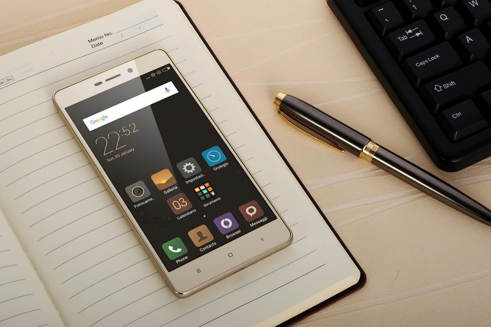 Xiaomi Redmi Note 3 Pro Xiaomi-Redmi-3S