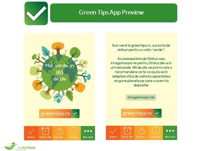 GreenTips preview-GreenTips