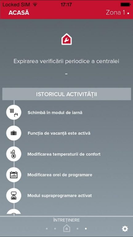 ariston net Activity_History__Maintenance-RO