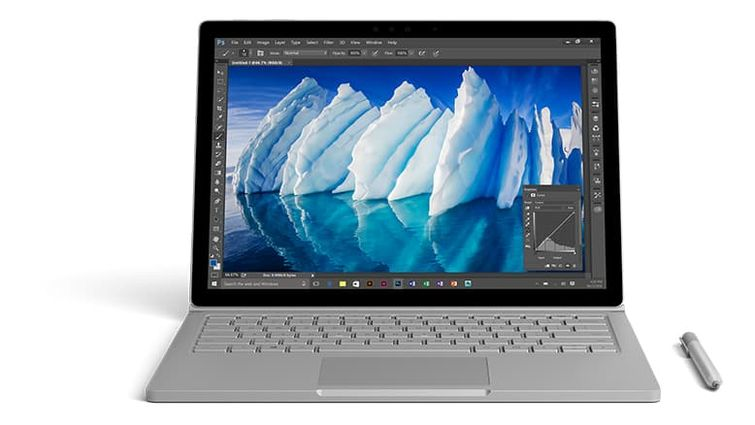 surface studio Surface-Book-i7