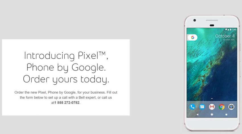 Google Pixel bell_leaks_google_pixel_white-850x470