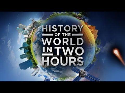 Istoria lumii, în două ore istoria-lumii-în-două-ore