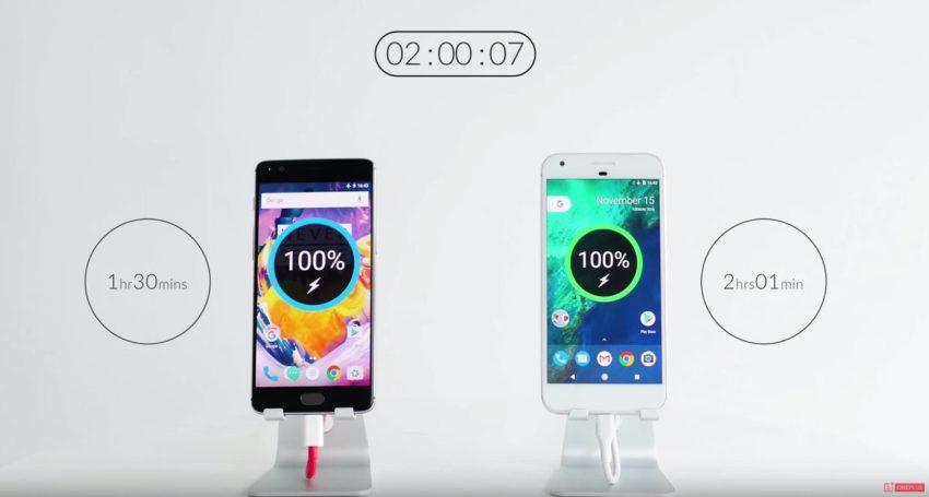 OnePlus 3T vs.Google Pixel XL. Care e mai bun?