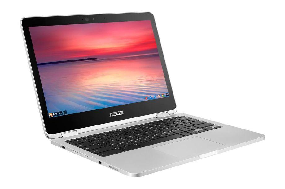 Asus C302CA. Cum arată cel mai spectaculos Chromebook