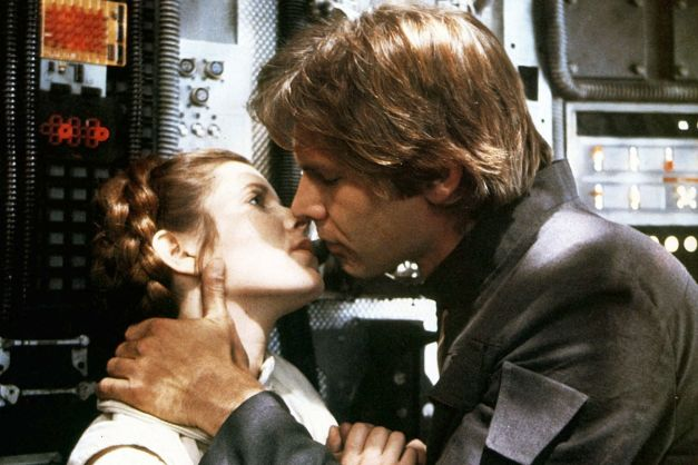carrie fisher Carrie-Fisher-a-avut-o-aventură-cu-Harrison-Ford