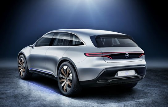 suv electric Mercedes-Benz-Generation-EQ