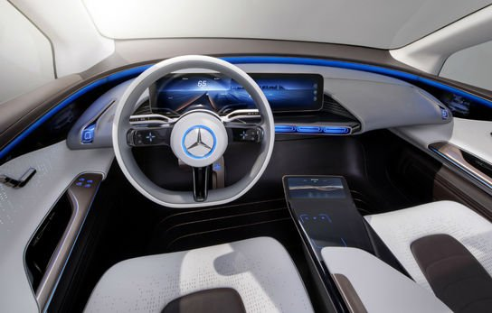 suv electric Mercedes-Generation-EQ