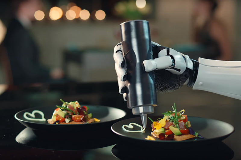 bucătarul robot Moley-Robotic-Kitchen-gadgetreport