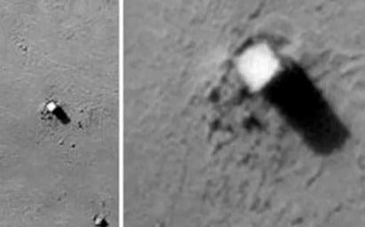 Bază extraterestră pe Phobos, satelitul lui Marte?
