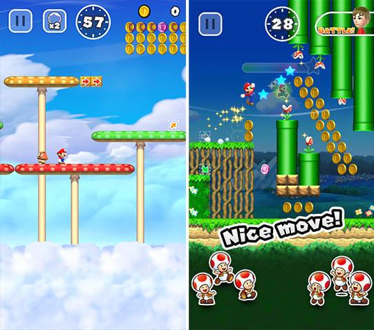 Super Mario Run super-mario-run-lansat