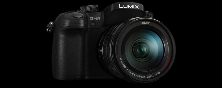 LUMIX GH5 Panasonic-GH5