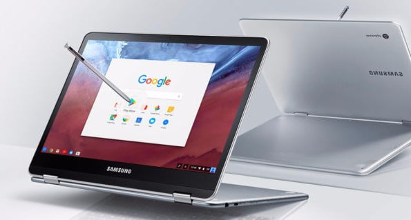 chromebook Samsung-Chromebook-Plus-design