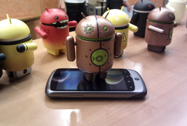 android-robots110811183956