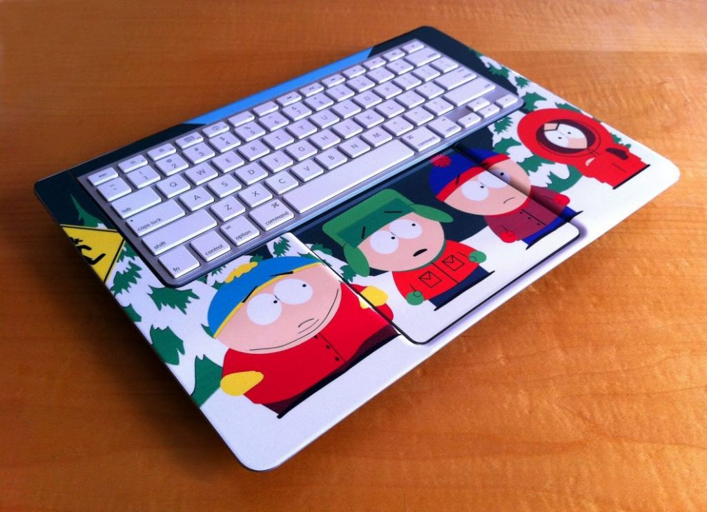 South-Park-BulletTrain-eXpress-Keyboard-Platform-1