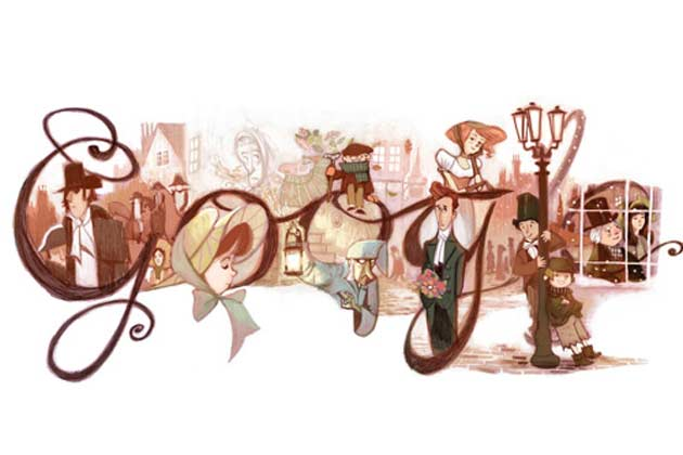 charles-dickens-google-doodle-070212